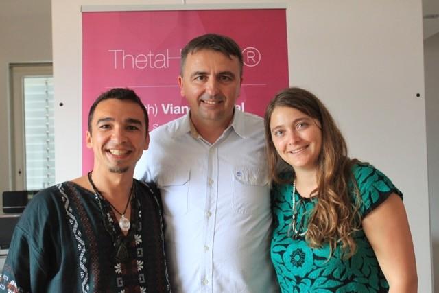 Ari, Goran & Samantha