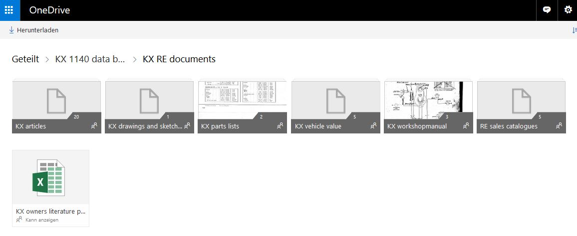 If you need part catalogs or instruction manuals you will find what you need in our documents library