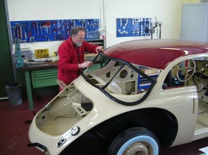 Stauffer AG Klassische Motorfahrzeugtechnik - Restauration DKW Jahrgang 1953 - Bild 18