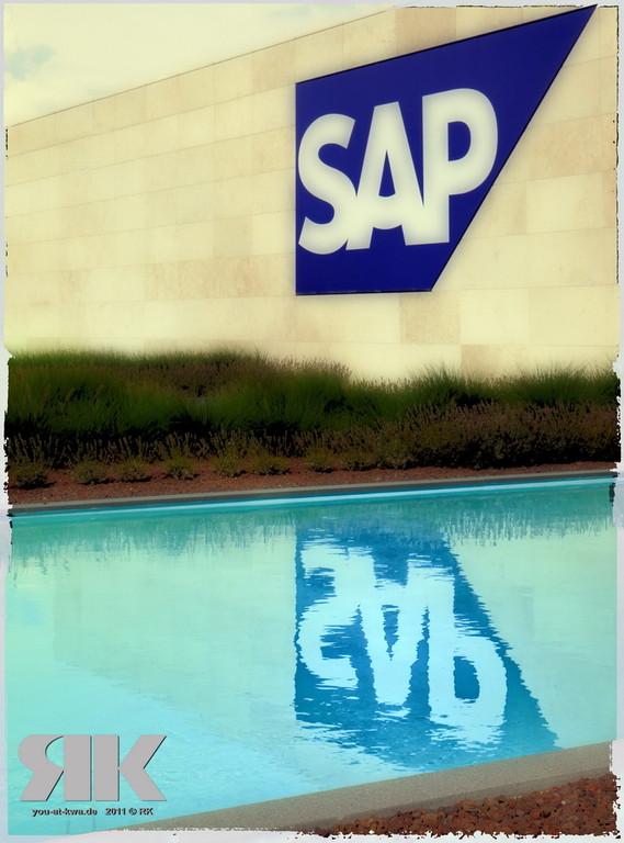 · sap · spiegelung · walldorf · yak © 2011 RK