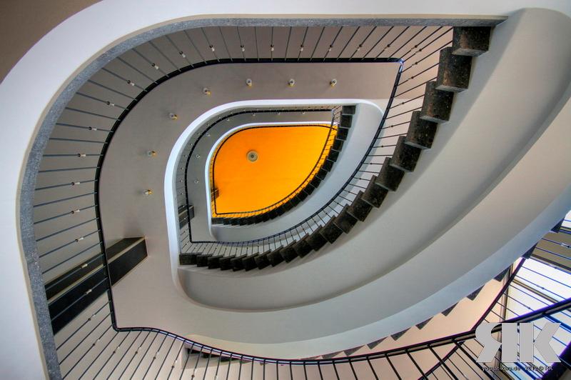 ·  treppenhaus · aok · kassel · yak © 2012 RK