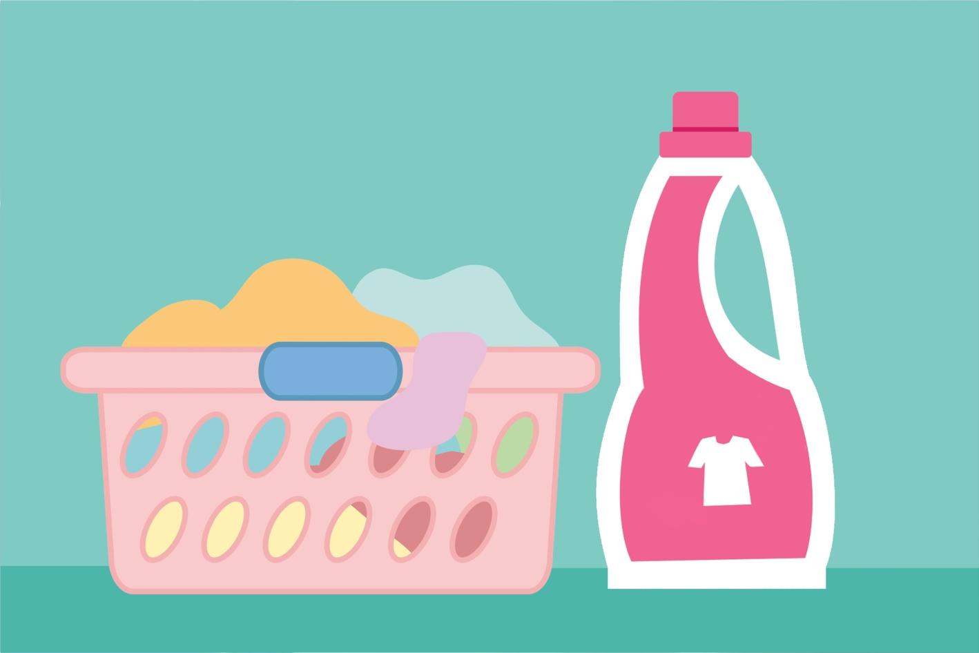 Detersivo per lavatrici