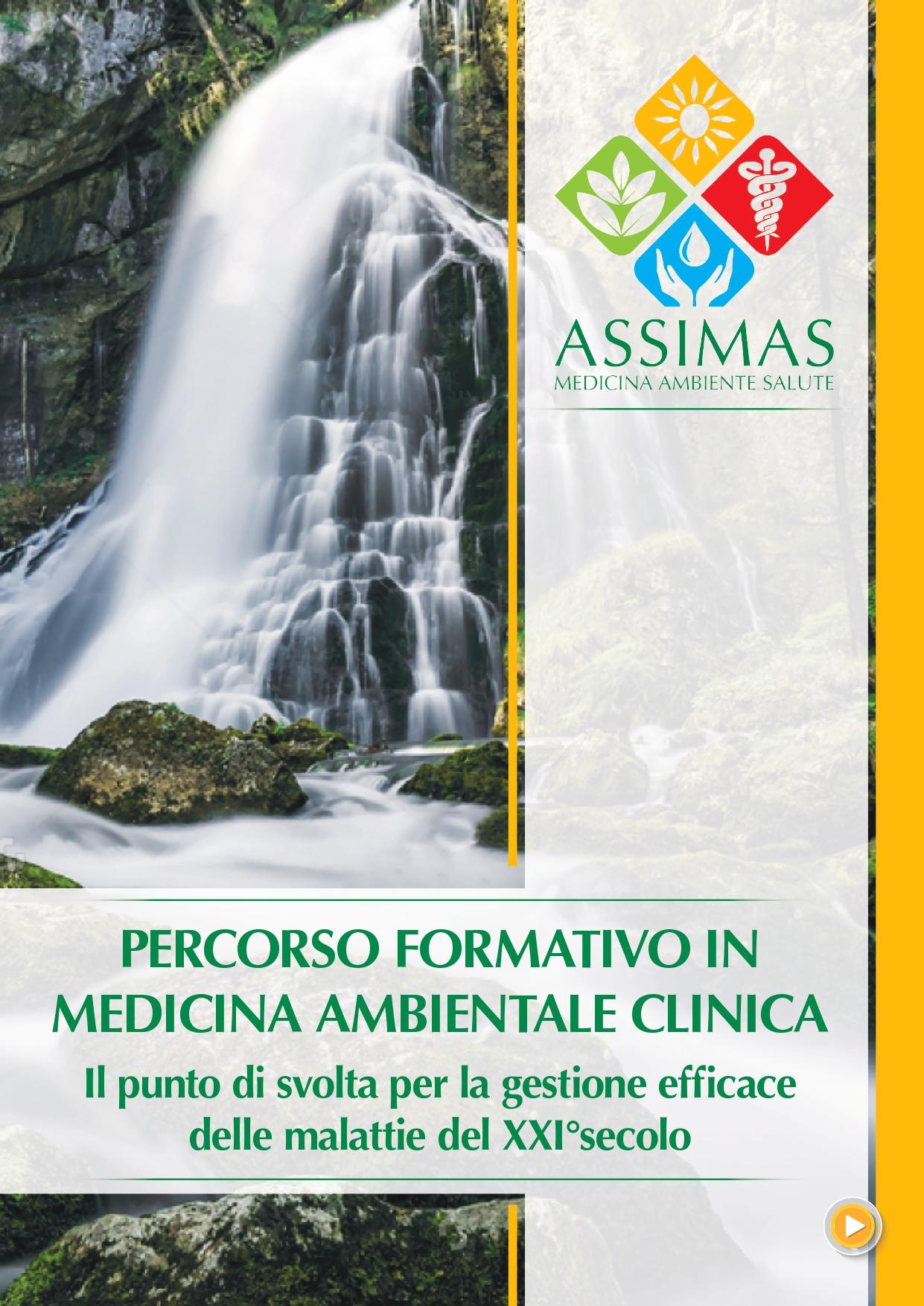 Brochure dei corsi Assimas
