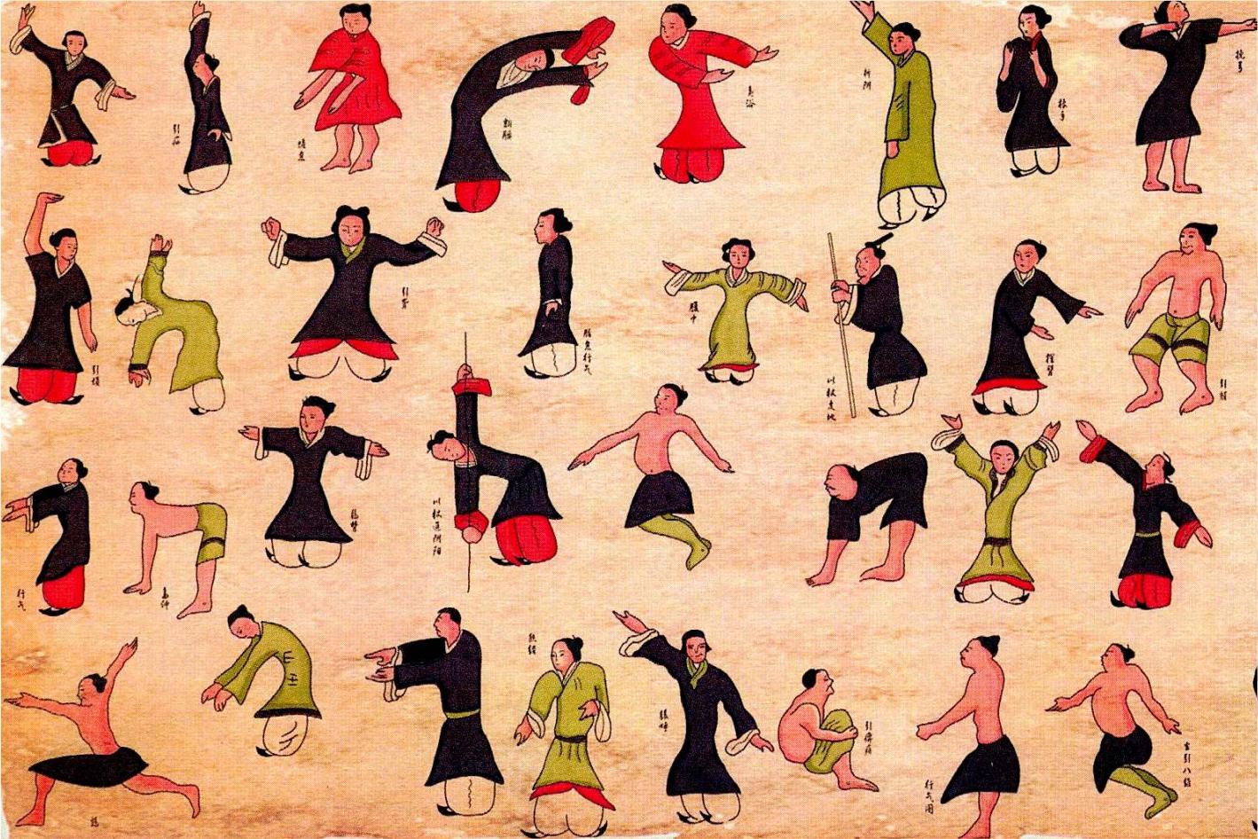 Qi Gong, l'Arte della longevità