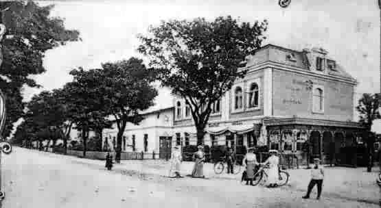 Gasthaus Schierhorn um 1910….