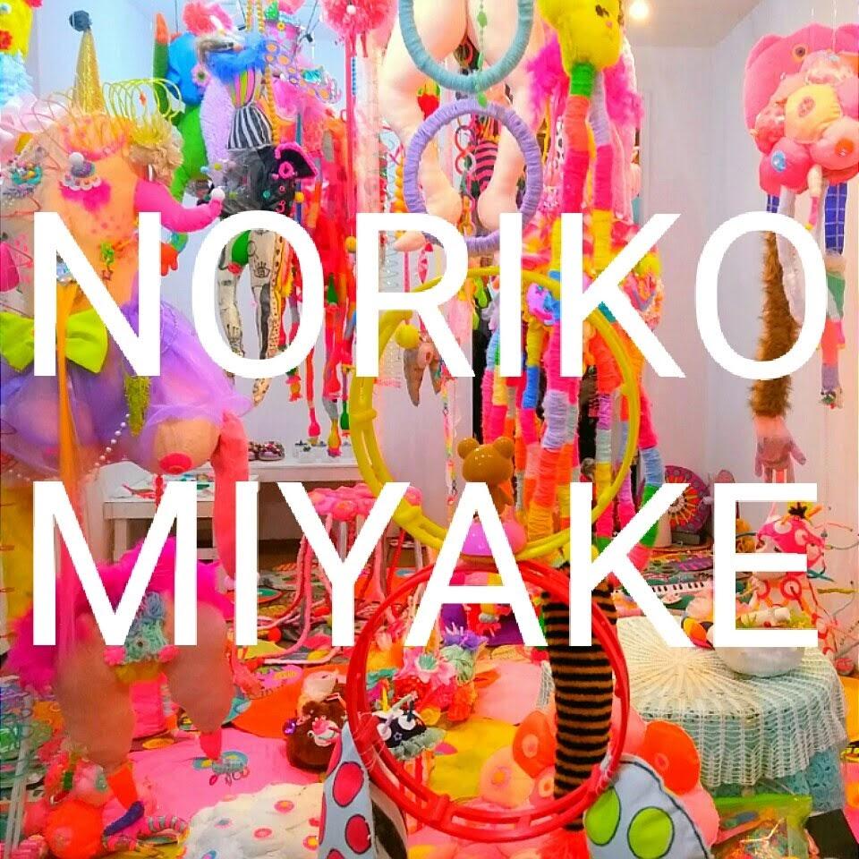 NORIKO MIYAKE  ONLINE SHOP 開設しました!https://norikomiyake.thebase.in/