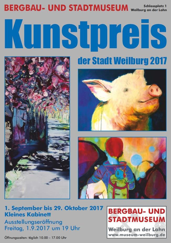 Kunstpreis 2017 der Stadt Weilburg an der Lahn
