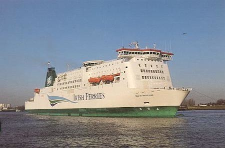 M/V Isle of Inishmore, photo : Irish Ferries