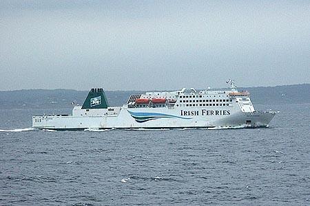M/V Isle of Innisfree, photo © Ian Boyle, www.simplonpc.co.uk