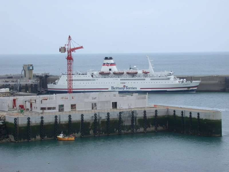 M/V Quiberon, photo : D.R.