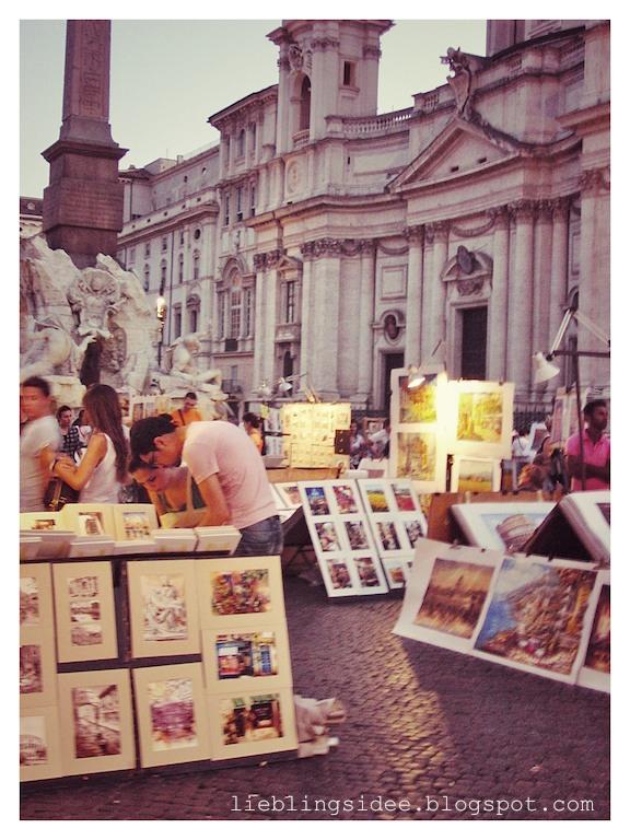 Lieblingsidee - Rom - Piazza Navona