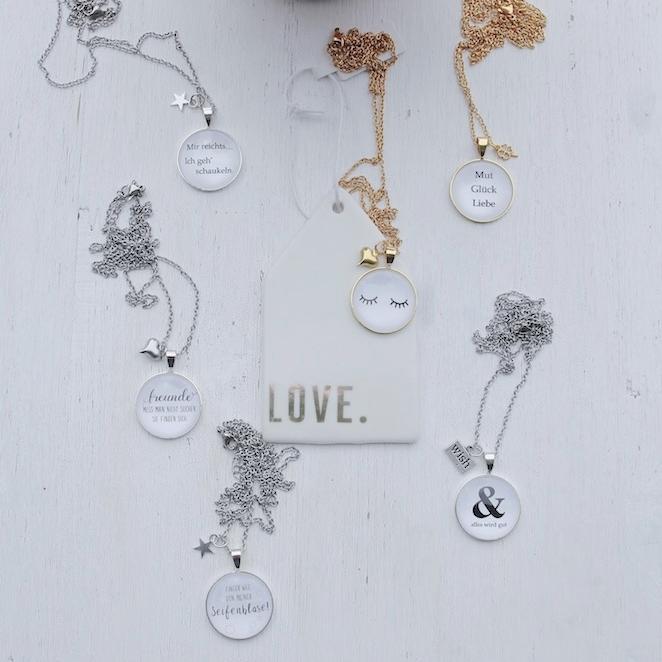 Spruchketten by Lieblichkeiten