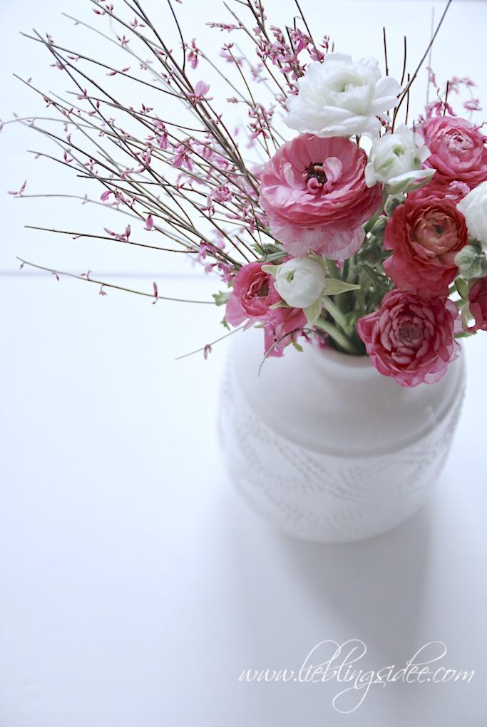 Frühlingsblumen Ranunkeln