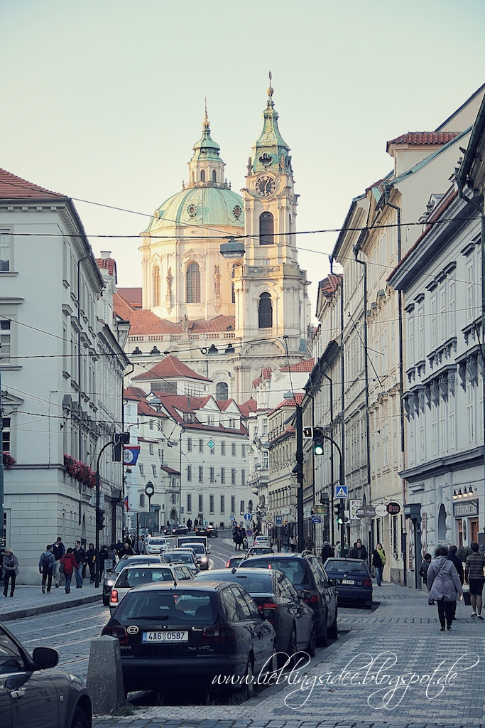 Lieblingsidee - Ein perfekter Kurztrip nach Prag