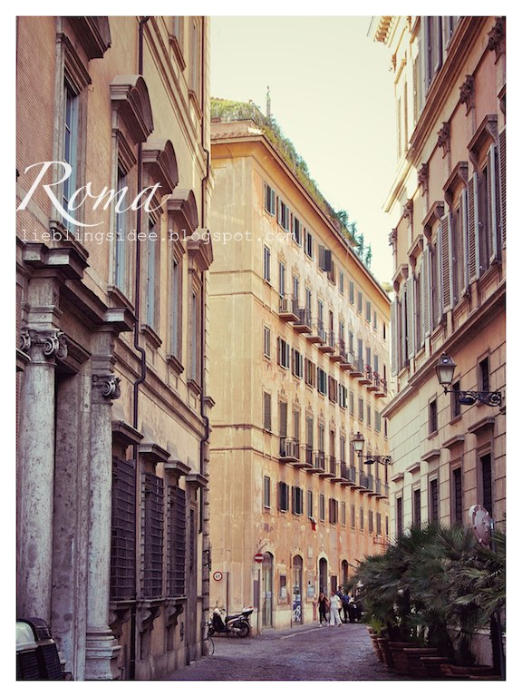 Lieblingsidee - Rom