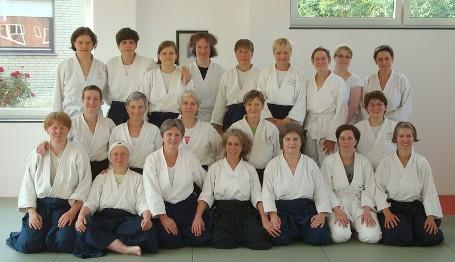 2013 mit Penny Sablove in Wildeshausen