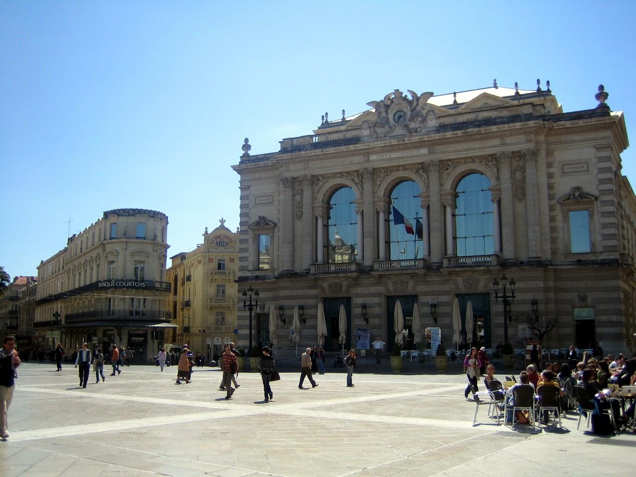 Opéra / Montpellier