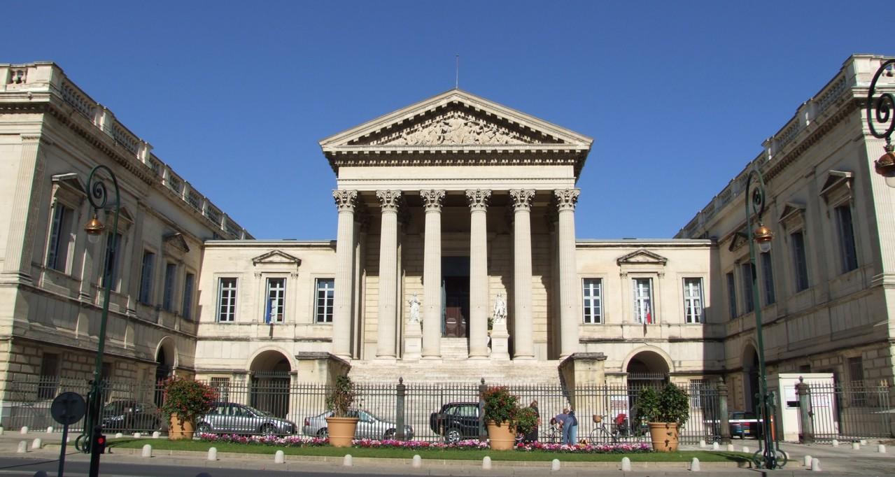Palais de justice / Montpellier