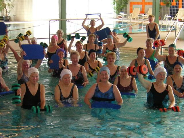 Aqua-Fitness 2004