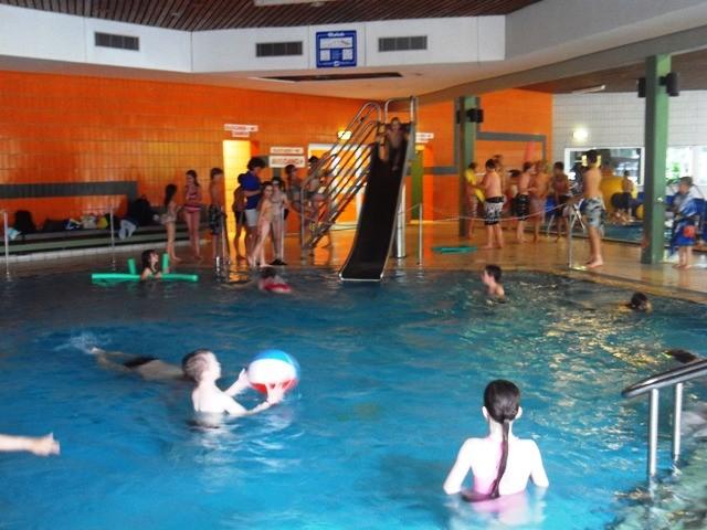 Zeugnisschwimmen 2011