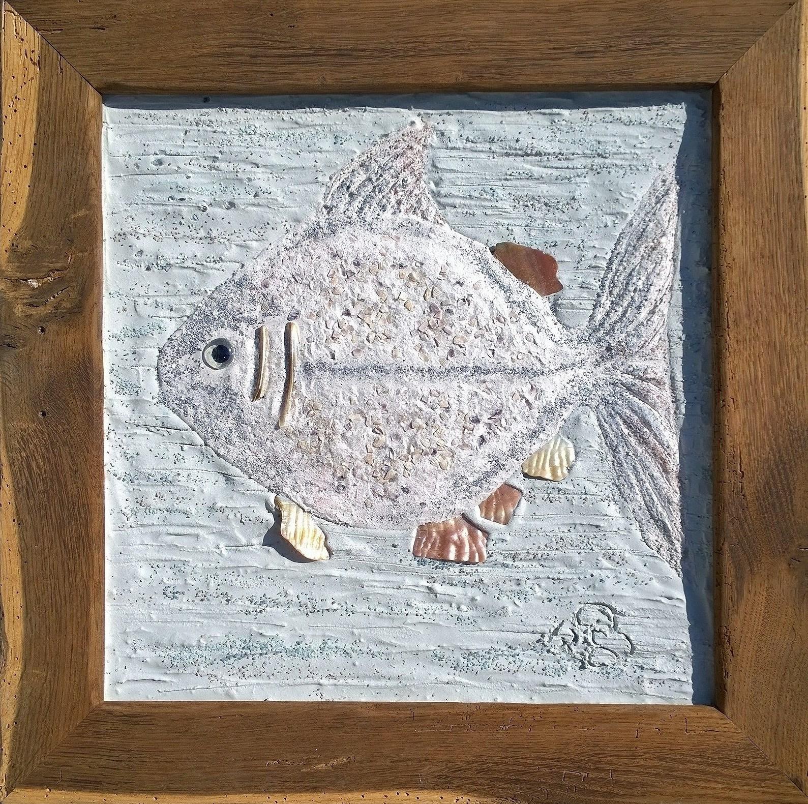 Fisch 40 x 40* (Nr.18)