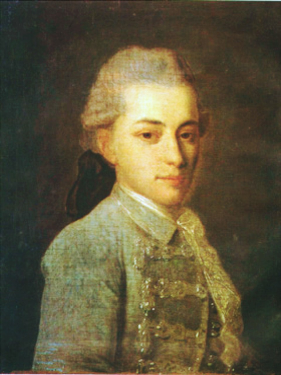 Граф Иван Андреевич Остерман 1760-е