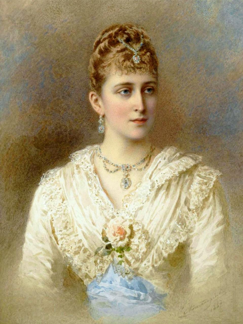 Самая красивая принцесса Европы  Елизавета Федоровна