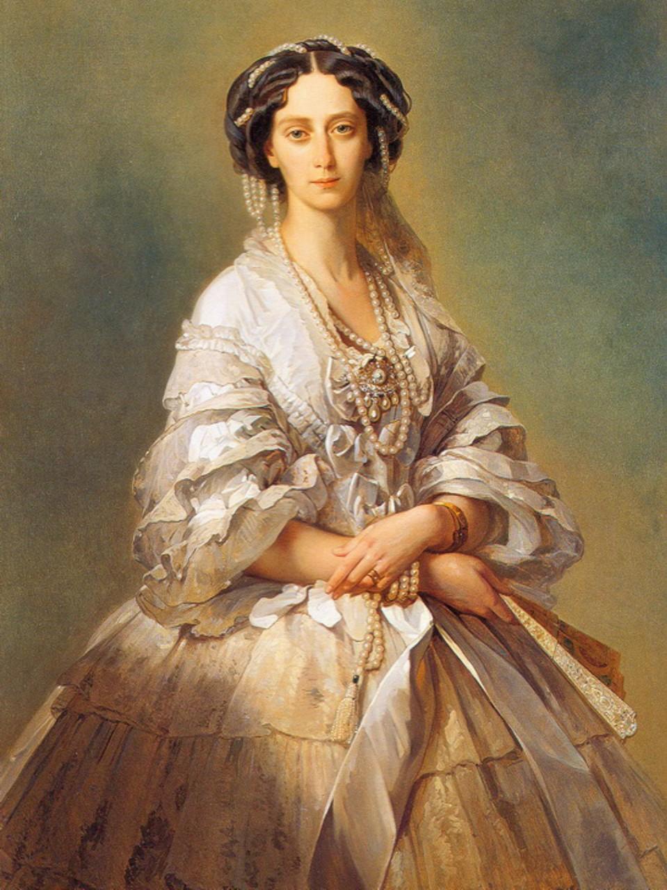 Мария Александровна, Императрица, урожденная Принцесса Гессен-Дармштадтская