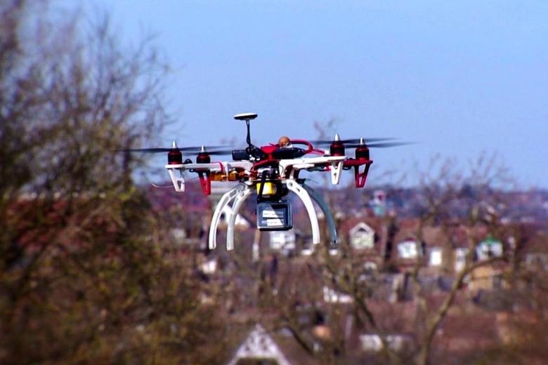 В пяти округах Подмосковья стали выдавать разрешения на полёты беспилотников