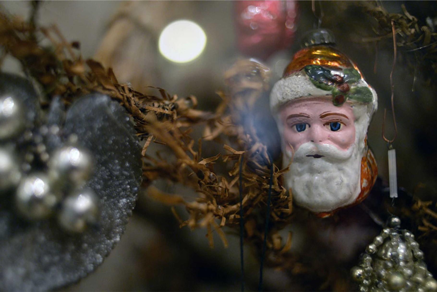 Рождественский дед. Конец XIX - начало XX вв.