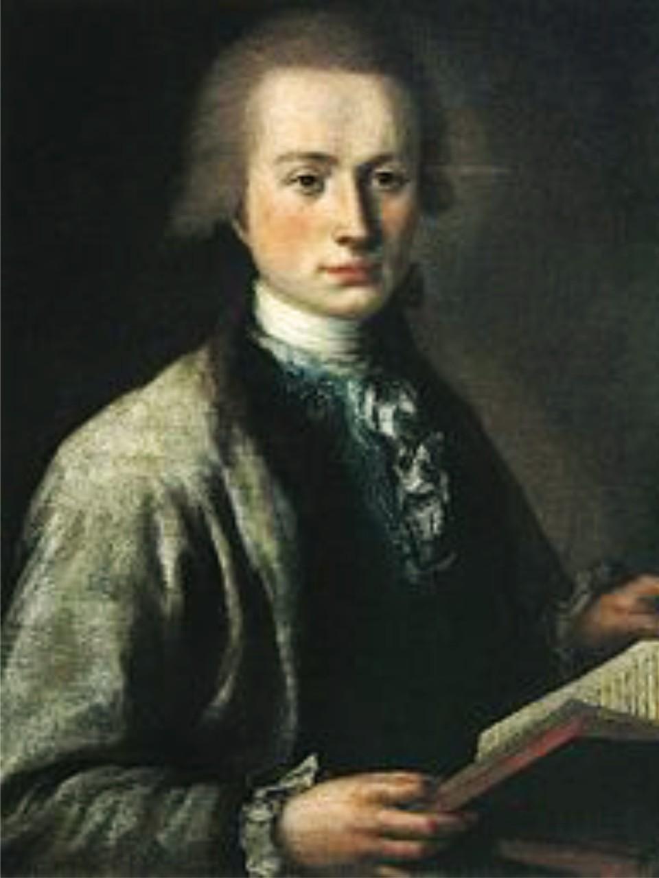 Алексей Григорьевич Спиридов