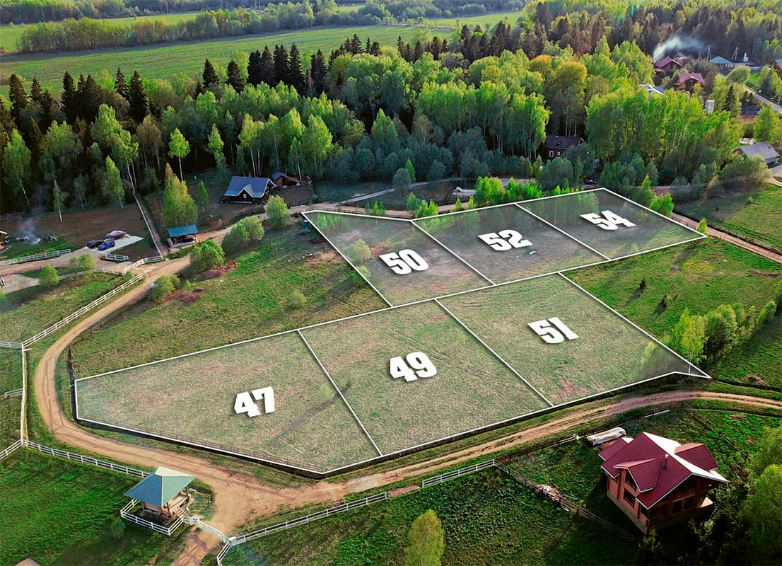 В Московской области оптимизирована услуга по предоставлению земельных участков в аренду или в собственность на торгах