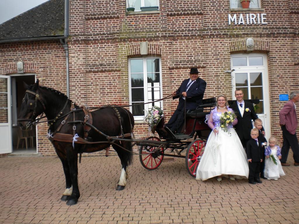MARIAGE MAIRIE DE FRESNOY FOLNY