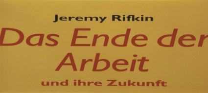 Buchtitel von Jeremy Rifkin