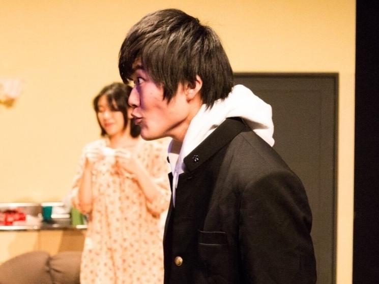 進太郎:山本慶(南山大学演劇部「HI-SECO」企画)