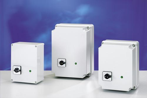 Drehzahlsteller 230V + 400V - Lüftungstechnik