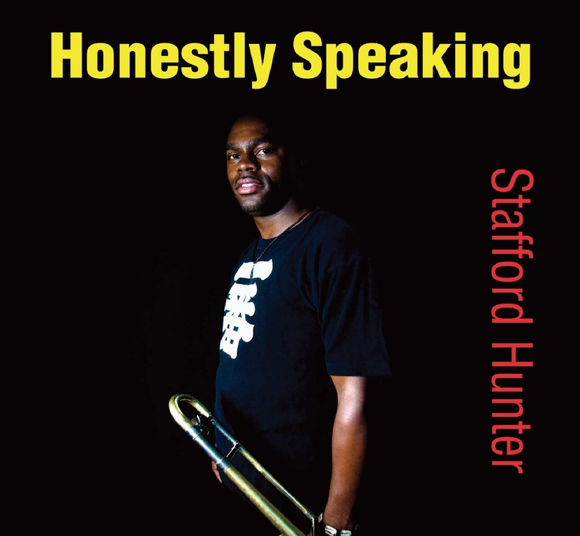 「Honestly Speaking/Stafford Hunter」 品番:GYRP-9201 定価:¥2,800