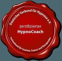 Siegel zertifizierter Hypnocoach