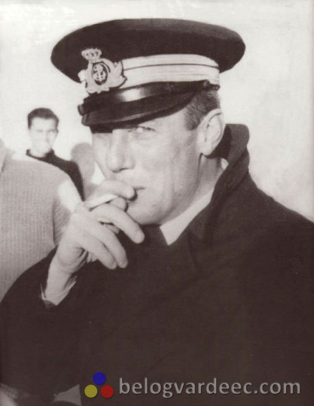 Капитан 3 Ранга Валерио Боргезе