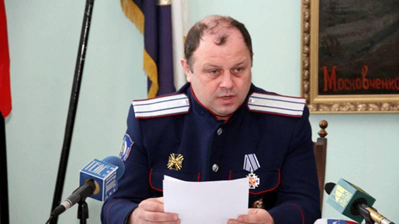 Новочеркасск Демченко, атаман казачества