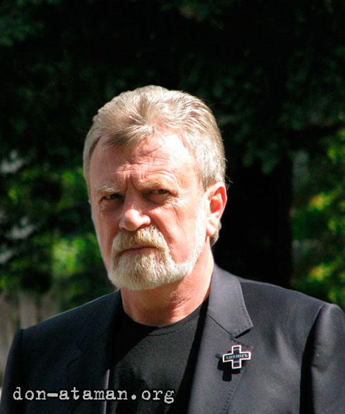 Донской Казак Владимир Мелихов.