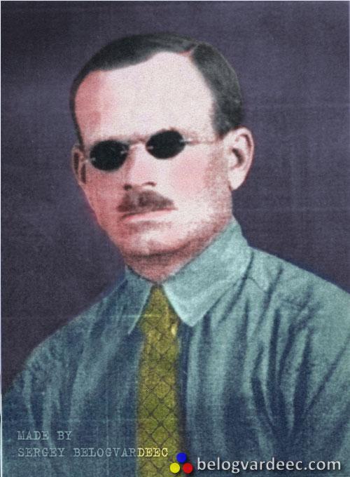 Генерал-Майор Гнилорыбов Михаил Николавич. Сотрудник спецслужб Донской Армии, военно-политический деятель.