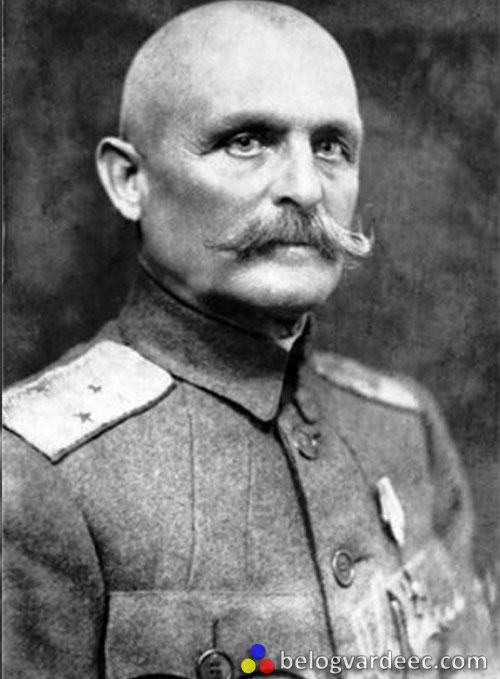 Командующий Третьим Донским Корпусом Гусельщиков Адриан Константинович