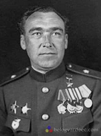 Генерал М. К. Шапошников. Отказался расстреливать  безоружных казаков.