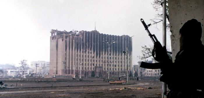 Война, Чечня, Грозный,