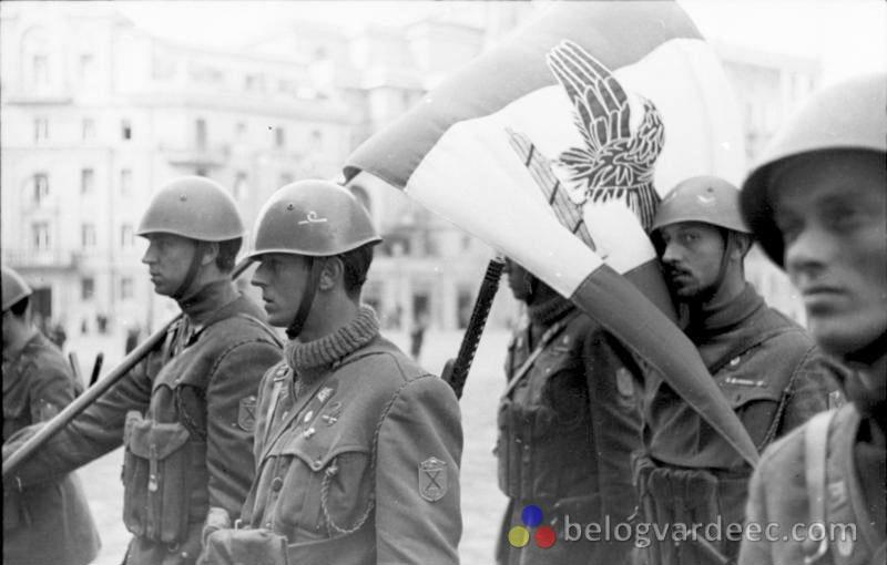 10-я флотилия МАС_Рим_1944