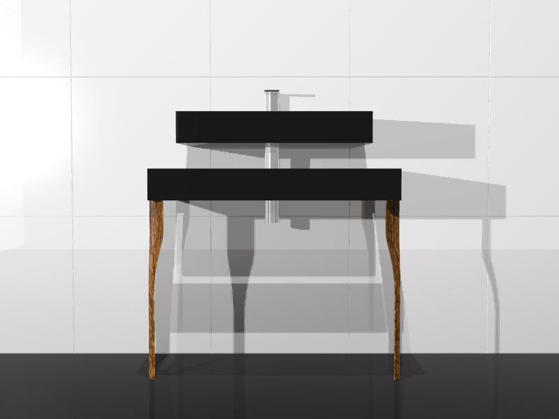 Belle - Studio radiatore arredobagno 2009 ADHOC Gruppo Ragaini   rendering.