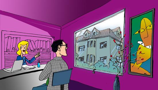 Zeichnung digital, Fachkunde Rechtsanwalts- und Notarfachangestellte, Winklers