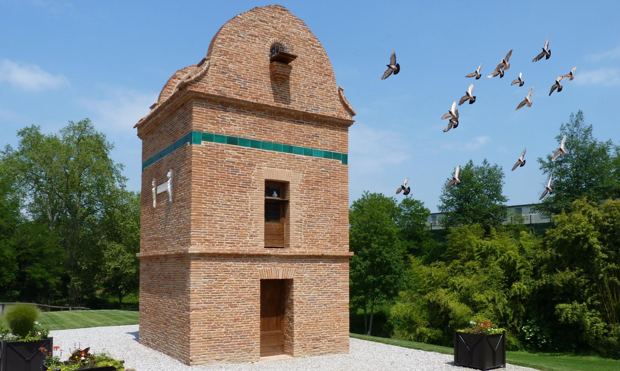 Le pigeonnier du Castela