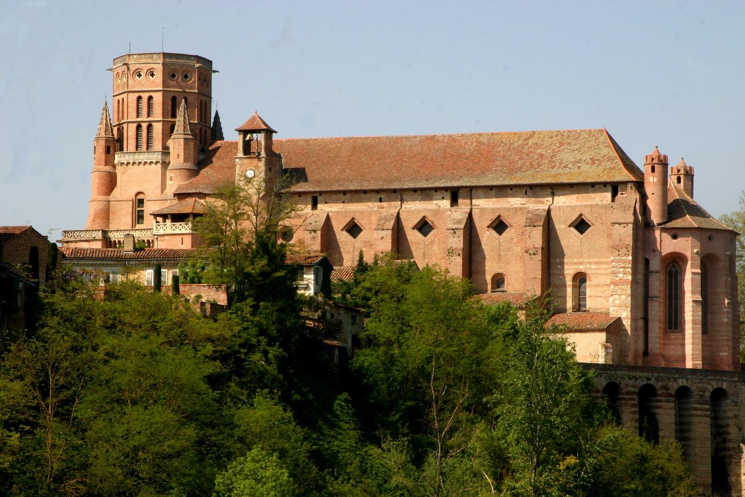 La cathédrale Saint-Alain
